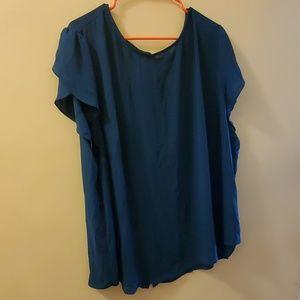 EUC short sleeved blouse